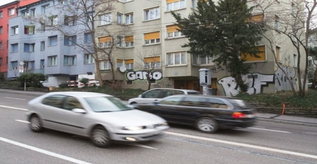 Zurich is doing too little to combat road noise