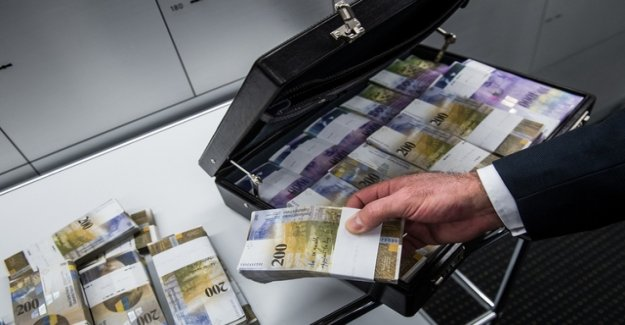 13'700 Swiss francs the costs for a Million in assets