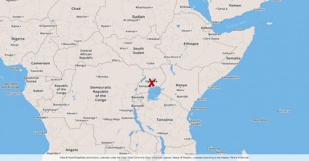 17 children dead in torrential rains in Uganda