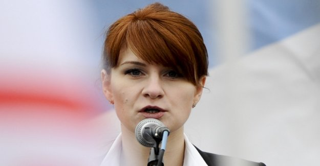 18 months detention for Russian spy