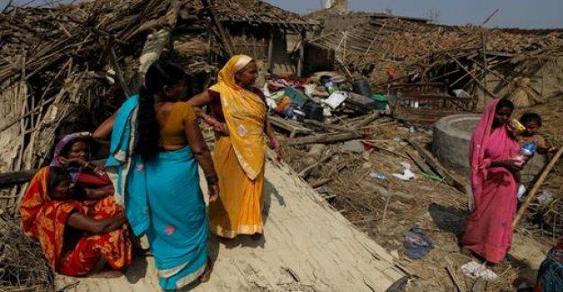 27 people die in a storm in Nepal