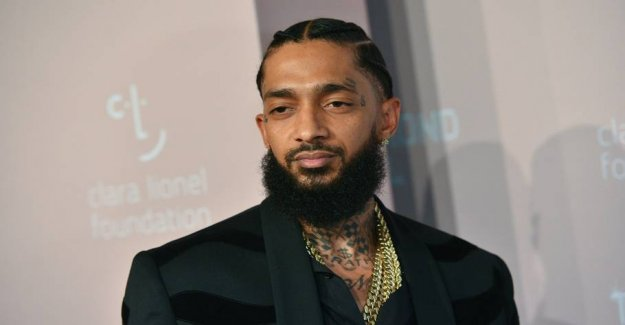 33-year-old rapper killed by shot