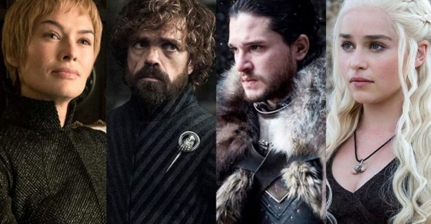 4 more days until 'Game of Thrones': these are the craziest fantheorieën and the hard facts