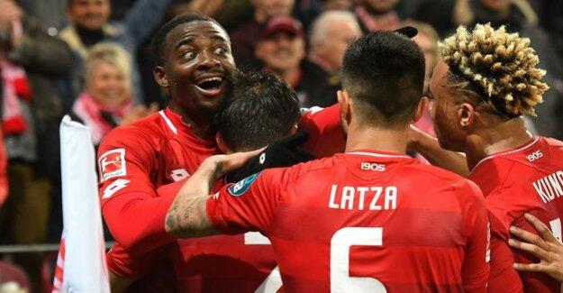5:0 against Freiburg and FSV Mainz 05, the highest League celebrates victory