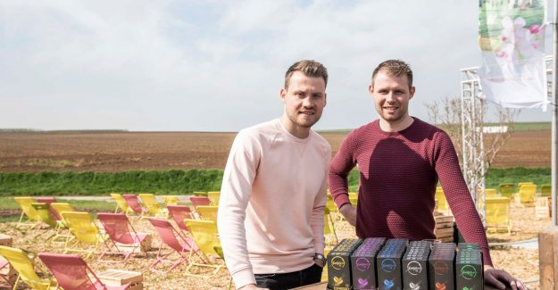 A cup of Mignolet? Red Devil comes with its own coffee on the market