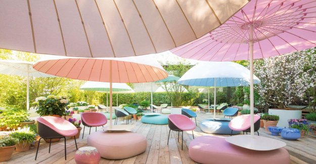 A special place in the shade: 8 eye-catching umbrellas