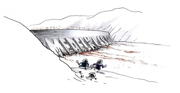 A threatened middle class is a threatened society