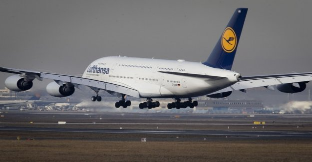 A380 of Lufthansa needs to repent