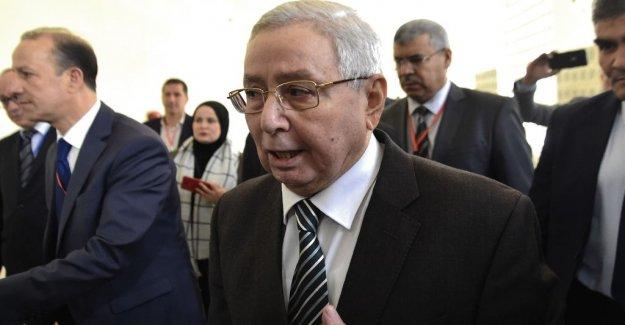 Abdelkader Bensalah appointed to interimpresident in Algeria