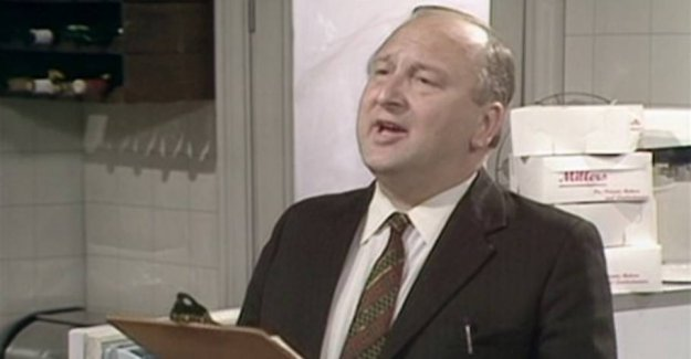 Actor from the Stuff of fawlty towers is the death of 89-year-old