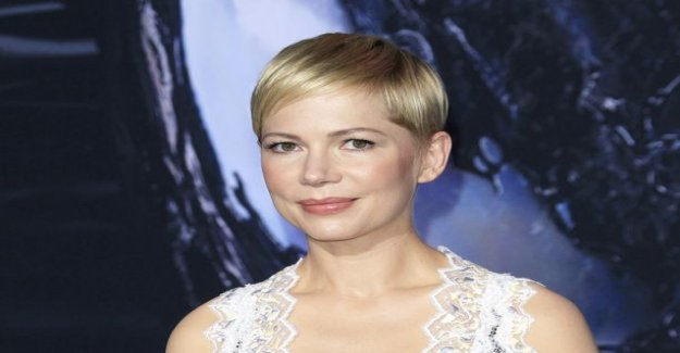 Actress Michelle Williams again bad luck in a relationship – marriage had lasted only nine months