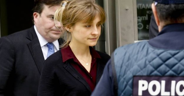 Actress admits guilty: Risk 40 years in prison in the sexslave-case