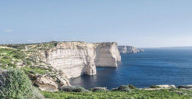 Ad Finnair: do you Know malta's best beaches? Read Finnair That experts tip