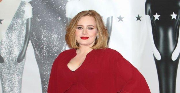 Adele and husband Simon Konecki: the difference!