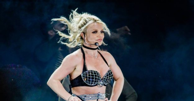 After hospitalization: Britney breaks the silence