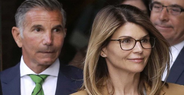 After mutskandalen: Lori Loughlin face imprisonment
