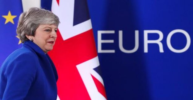 Agreement on Brexit-date And a deferral