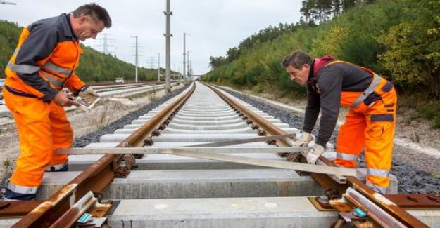 Ailing rail network: rail works councils are sounding the Alarm