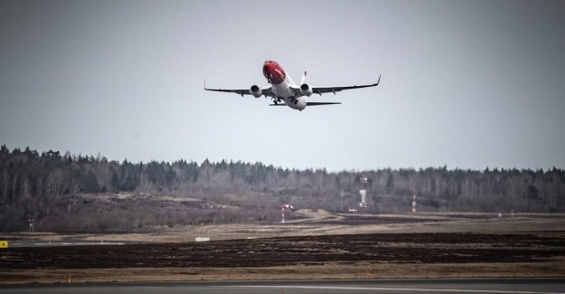 Aircraft evacuated at stockholm-Arlanda, after statement on security