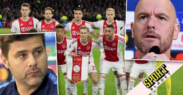 Ajax coach strikes back: isn't it unfair to us?