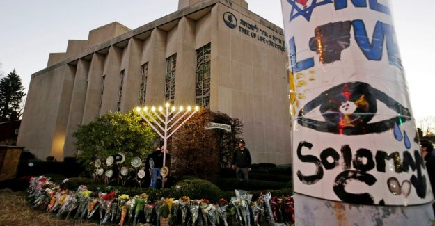 Alarming increase of anti-semitic violence