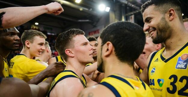 Alba Berlin welcomes Ulm : The focus is for once on the Bundesliga