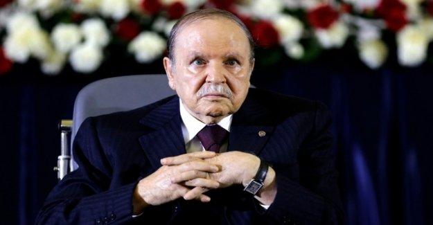 Algeria's President Bouteflika delivers up to 28. April