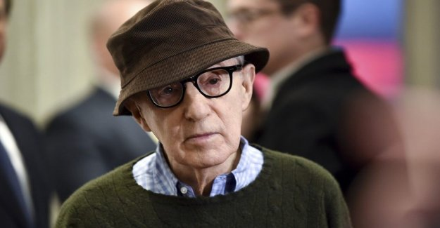 Amazon: the Contract with Woody Allen broke after metoo-statements