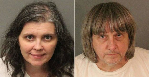 American couple gets life imprisonment for torturing their children