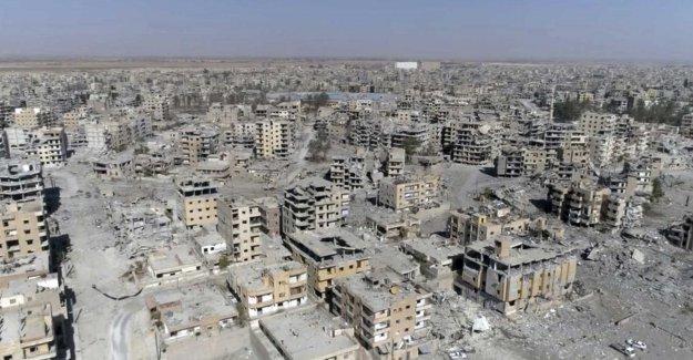 Amnesty: 1 600 civilians died in U.S.-led attack