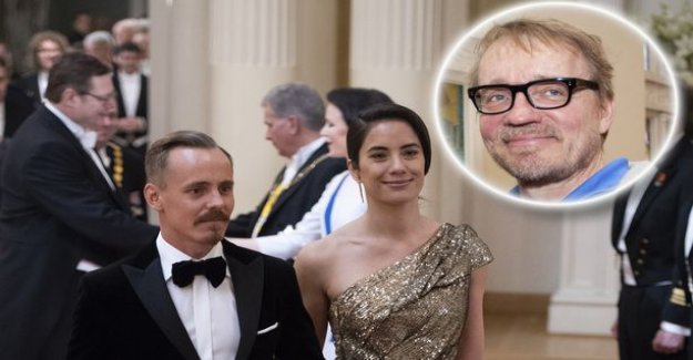 Anna: Jasper Pääkkönen's father reveals how the first meeting with the future daughter-in-law Alexandra escan's go with: I Wonder, I wonder what kind of princess there comes