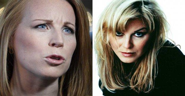Annie Lööf anger after Josefin Nilsson-the documentary: Cursed