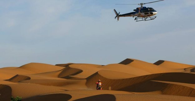 Annoncørbetalt content: Landmines and giant mud holes: the World's wildest Off-Road races