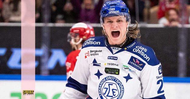 Anton Karlsson is leaving Leksand