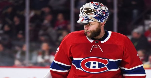 Antti Niemi is going to Montreal!