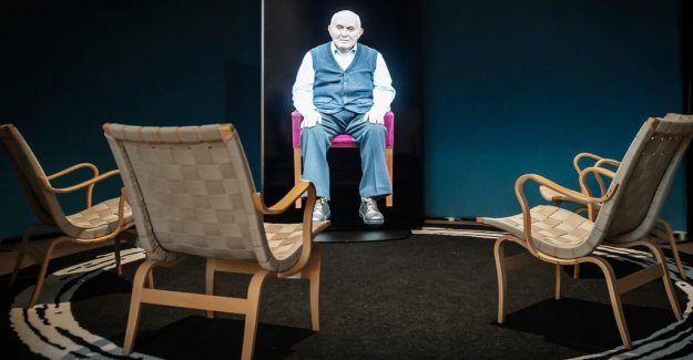 Art review: Liquefied testimony about the Holocaust