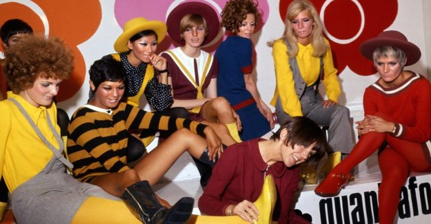 Art review: Mary Quant got London swinging with his cocky look