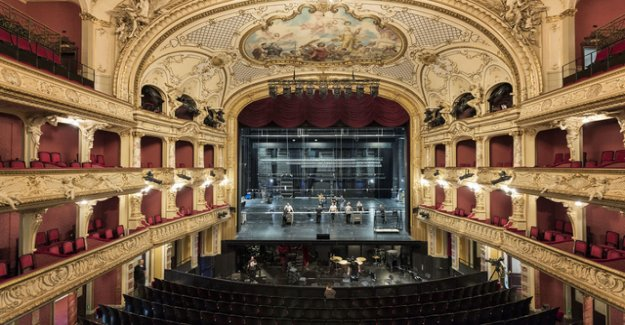 As long as it takes, until Opera comes to the stage