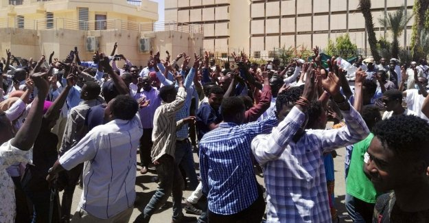 At least one dead after protests in Sudan