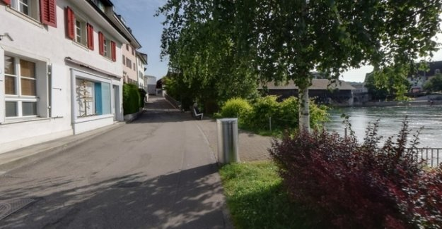 Attack on cyclists in Olten – man seriously injured