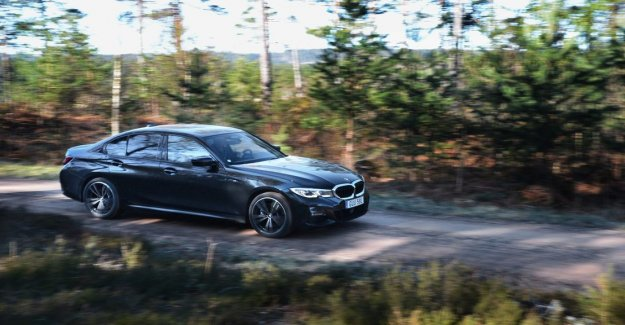 BMW's 3-series is a great little car – and the driver's choice