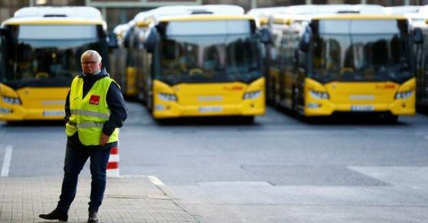 BVG strike on Monday trade Union Verdi loses all sense of proportion