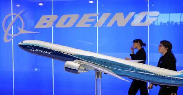 Balance sheet for Boeing 737-Max debacle behind deep marks