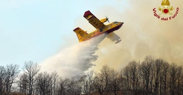 Barbecue caused forest fire on Italian Como: twenty to 27 million euro (!) to pay the penalty
