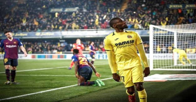Barcelona chokehold – a two-goal lead changed the balance of the game: the star of the guard happened to emämoka