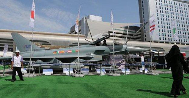 Battle plane used in Yemen