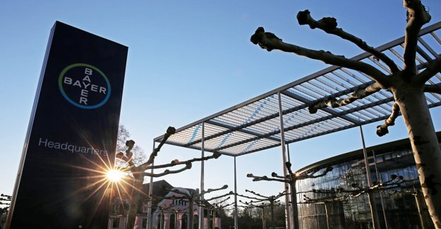 Bayer plans to cut in Germany 4500 Points