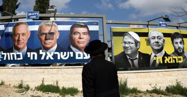Benny Gantz calls Netanyahu : Israel elects a new Parliament