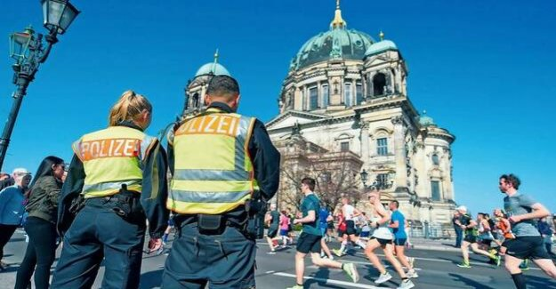 Berlin half marathon on Sunday : A Party for 37.548 guests