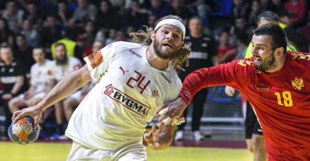 Big Danish failure: Sensational defeat